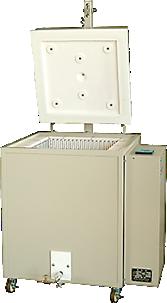上蓋式電気炉LRシリーズ