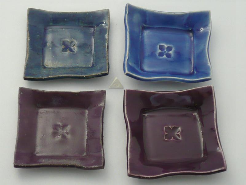 2-S-66 古代紫釉