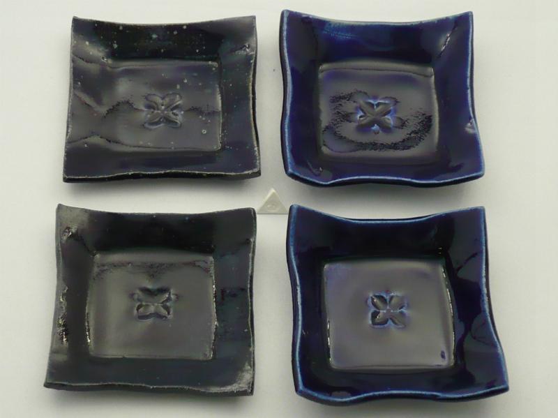 2-S-67 瑠璃釉