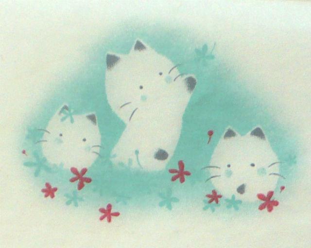仲良し子猫(12ピース)