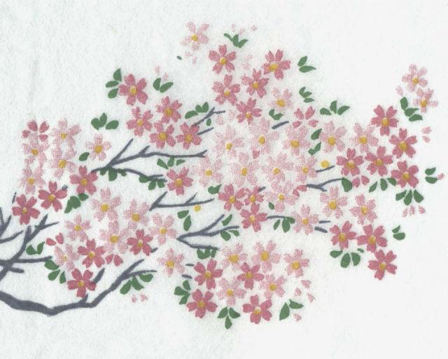 小桜(大9ピース・中8ピース)
