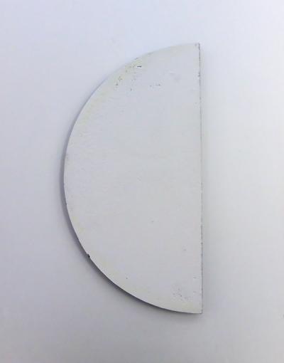 棚板 半円盤 カーボランダム(SiC)